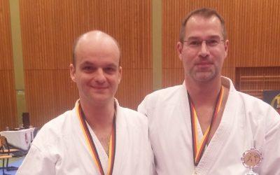 Master holen sich Landesmeisterschaft und Vizelandesmeisterschaft
